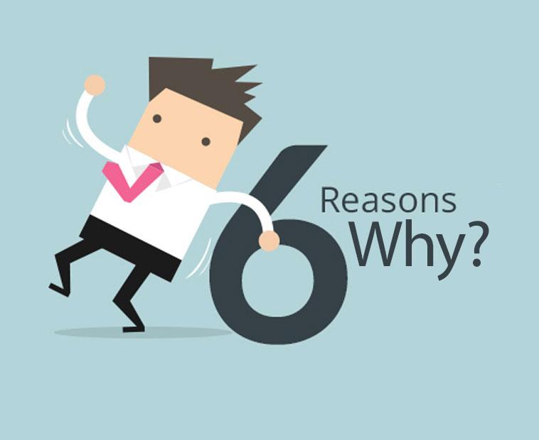 6 Reasons for SaaS