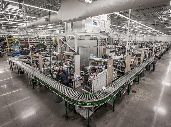 ETE REMAN manufacturing process