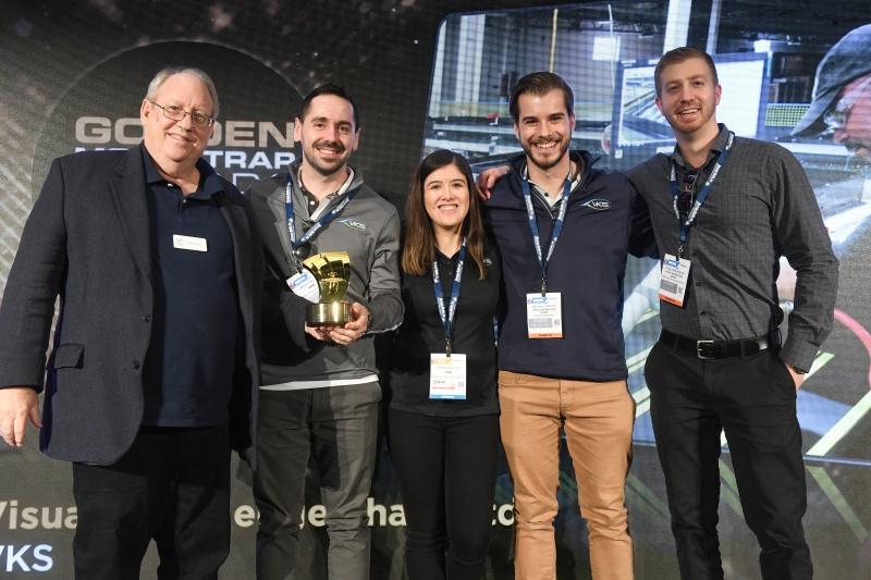 Golden Mousetrap Award