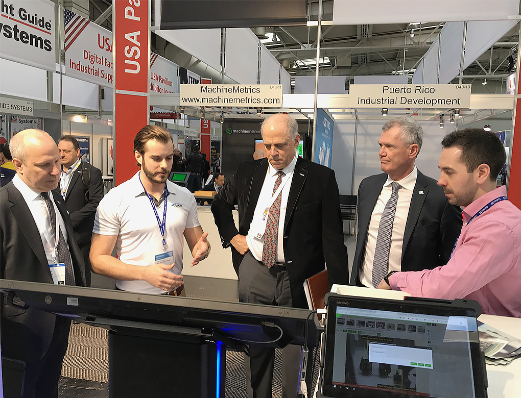 VKS Experience at Hannover Messe