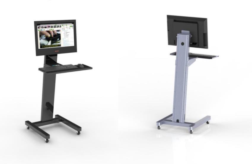 VKS desktop stand