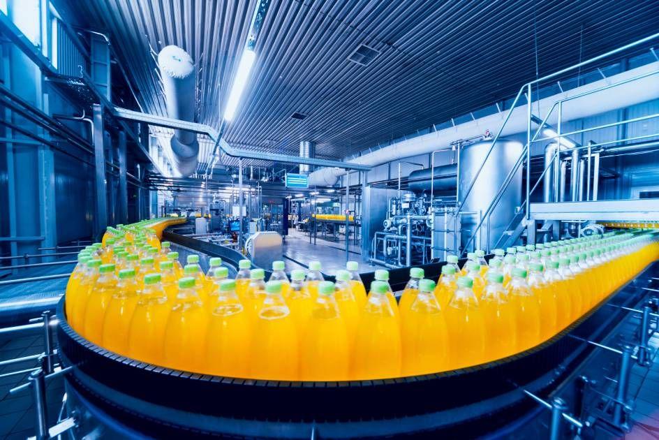 Beverage assembly line