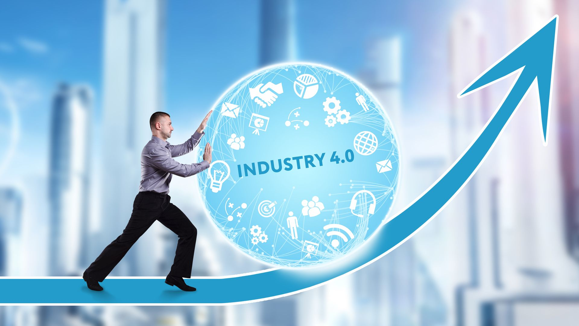 Industry 4.0 Obstacles and Opportunities