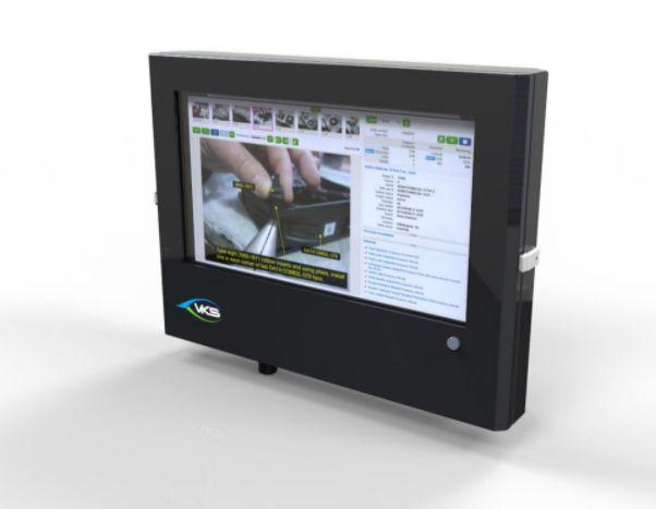 VKS all in one desktop enclosure