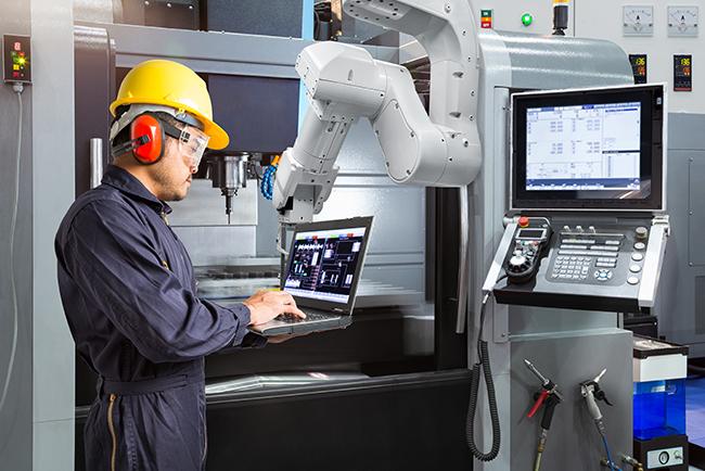 Top 3 Benefits of Industry 4.0 & Machining