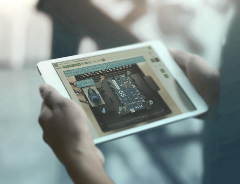 VKS on a tablet