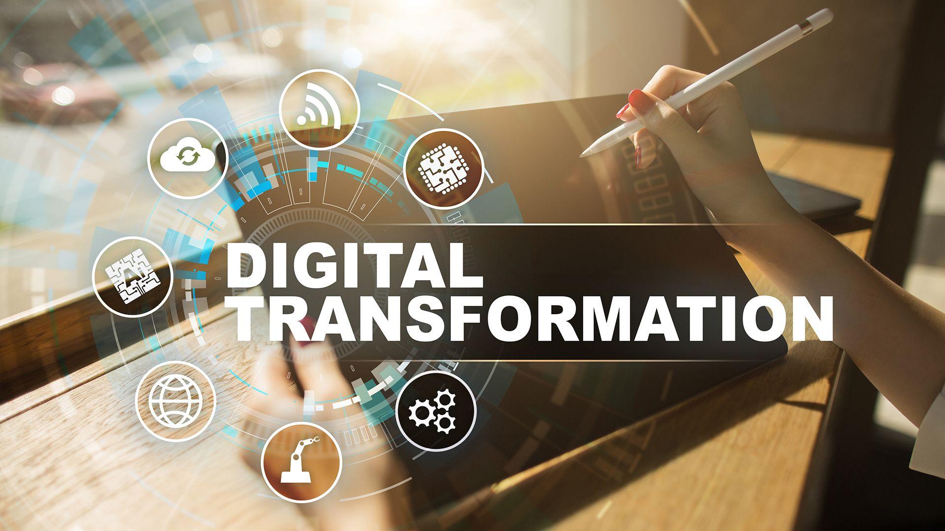 Why Digital Transformation Fails